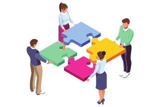 equipe-autogerenciada-se-unindo